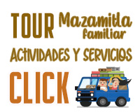 TOUR A MAZAMITLA FAMILIAR